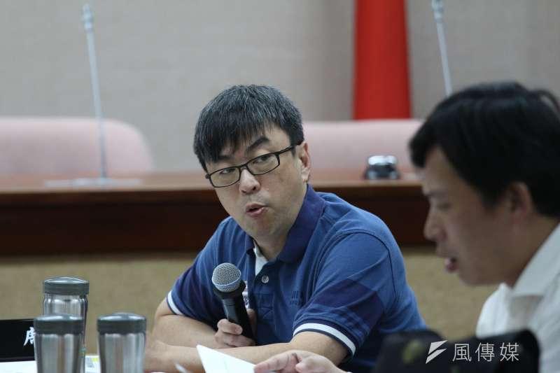 民進黨立委段宜康認為,人事任命很難拉起民調,希望掌權者能多致力在政策實行。(資料照,陳韡誌攝)