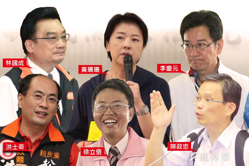 年底台北市議員選戰,親民黨本身將提3席,另外支持無黨籍3席,希望連線的6個人都能全上。(記者陳明仁、顏麟宇攝/影像合成:風傳媒)