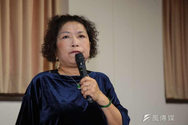 前警大教授葉毓蘭於臉書表示,針對民進黨的作為,「台灣快成為殺戮戰場了!」(資料照,顏麟宇攝)
