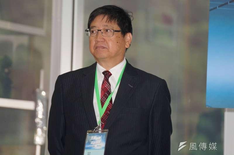 國民黨中常會今(13)日正式提名新竹縣副縣長楊文科參選新竹縣長。(資料照,盧逸峰攝)