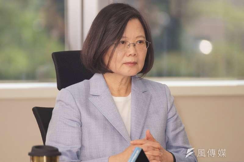 台灣民意基金會發起的六大核心政策整體滿意度民調顯示,民眾對於蔡政府執政普遍感到不滿。(資料照,盧逸峰攝)