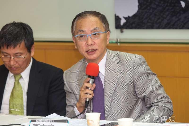 台灣智庫諮詢委員董立文認為,雖不至於說習近平權力不穩,但「中共內部有人對習近平不滿,在政策上扯後腿,故意製造問題來表達抗議」。(資料照,顏麟宇攝)