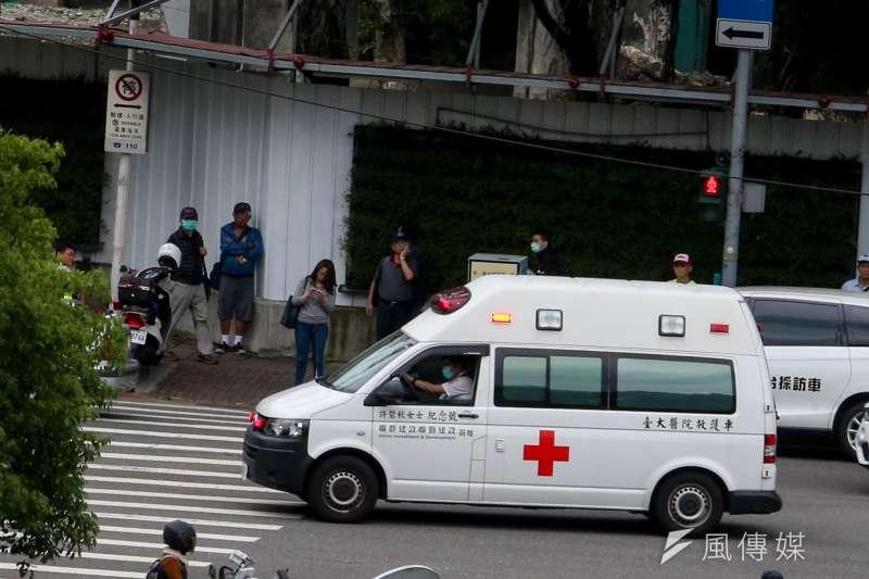 消防署在台中市推動緊急救護檢傷分類,分「一般級」、「中度級」與「重度級」,今年將擴大試辦到六都等縣市。(資料照,陳明仁攝)