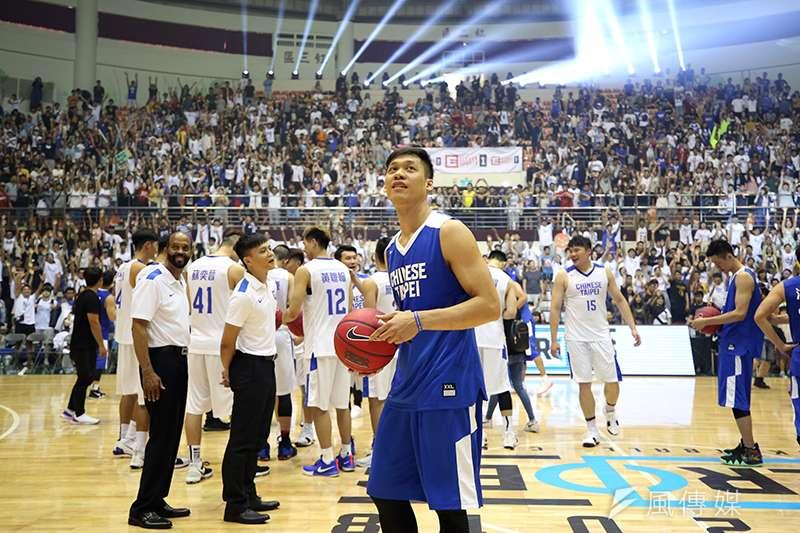 台灣籃球上一個「黃金世代」即將結束,接下屬於台灣籃壇未來的新生代球星,絕對台灣籃球的關注程度。(資料照/展逸國際行銷提供)