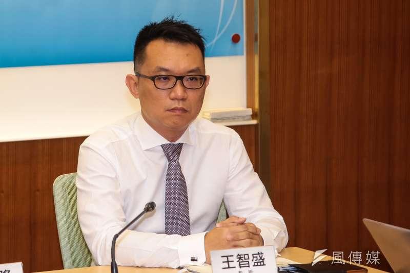 20180522-警大國境警察學系助理教授王智盛22日出席「蔡英文總統就職兩週年,兩岸關係總體檢」座談會。(顏麟宇攝)