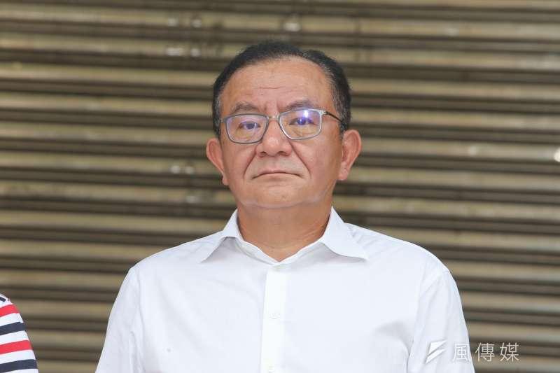 前民進黨立委高志鵬因關說案遭褫奪公權,其區域立委遺缺將在3月16日進行補選。(資料照,陳明仁攝)