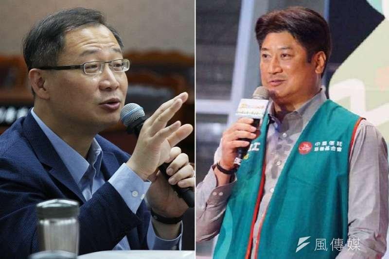 新任棒協理事長辜仲諒與中職會長吳志揚是好友關係。(風傳媒資料照片)