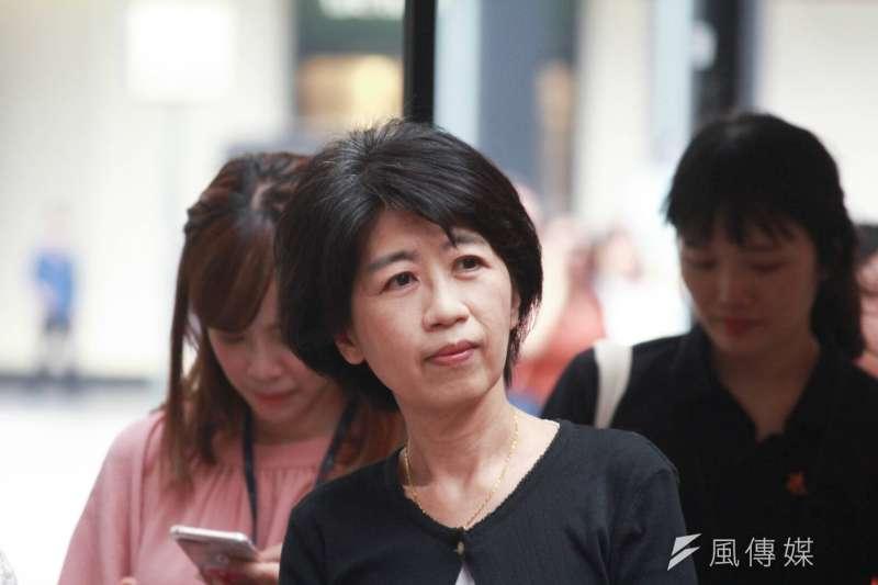 台北市長柯文哲夫人陳佩琪昨於臉書發文自曝,自己與丈夫之間的火爆對話,更不滿為何柯市府總是將招標案給整天利用政論節目在罵他的電視台。(資料照,方炳超攝)