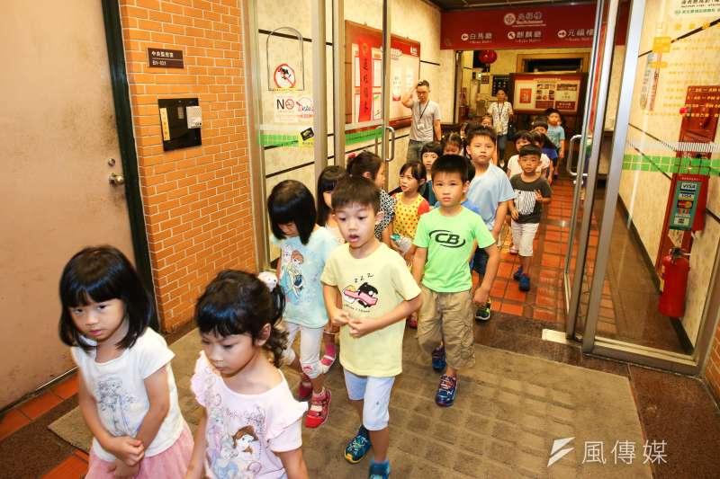 台灣的低生育率幾乎已是難以挽回逆轉的趨勢。(資料照片,陳明仁攝)