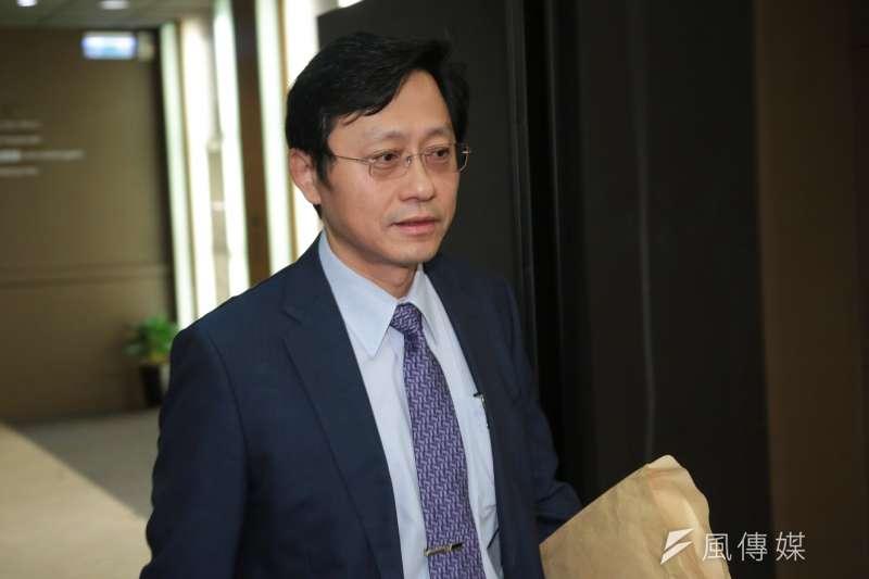 媒體報導指出,台大代理校長郭大維將赴中國擔任校長,台大校方予以否認。(資料照,顏麟宇攝)