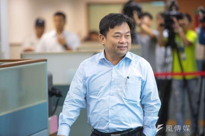 總統蔡英文競選連任之路,前行政院副院長林錫耀(見圖)第三度為蔡執掌兵符。(資料照,顏麟宇攝)