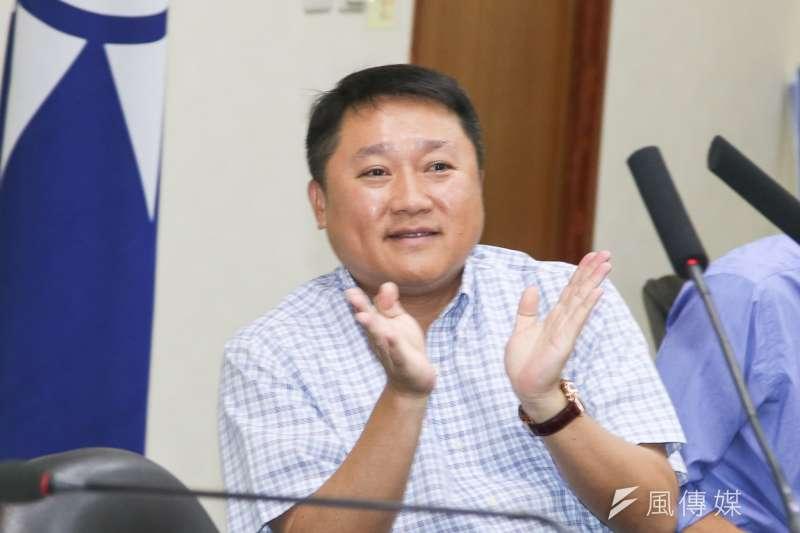 國民黨組發會主委李哲華突遭拔官,引發外界聯想。(資料照,陳明仁攝)