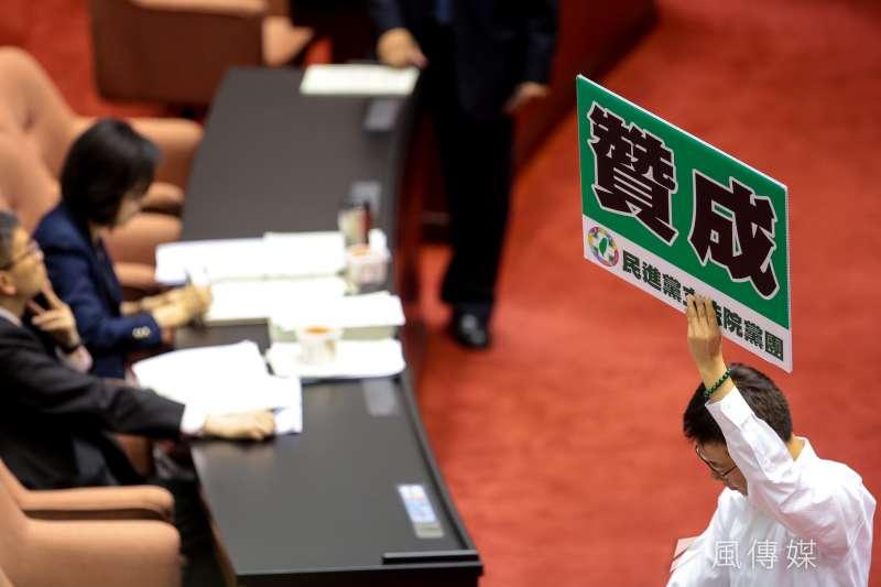 總統蔡英文在臉書發文表示,「我從來沒有任何猶豫,台灣正在跟時間賽跑,改革必須從我的手中啟動。」(資料照,顏麟宇攝)