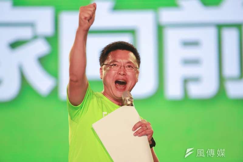 高雄市政府觀光局赴香港參加旅展,民進黨立委趙天麟今(12)日在臉書質疑,是要在香港人民陷入黑暗時刻之際,在傷口上灑鹽嗎?(資料照,簡必丞攝)