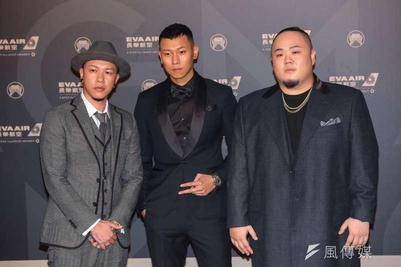 第30屆金曲獎15日公布入圍名單,饒舌團體頑童MJ116再度入圍最佳演唱組合。(資料照,顏麟宇攝)