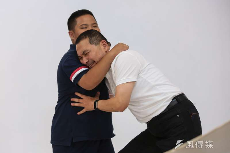 20180627-國民黨新北市長參選人侯友宜27日拍攝定裝照。(顏麟宇攝)