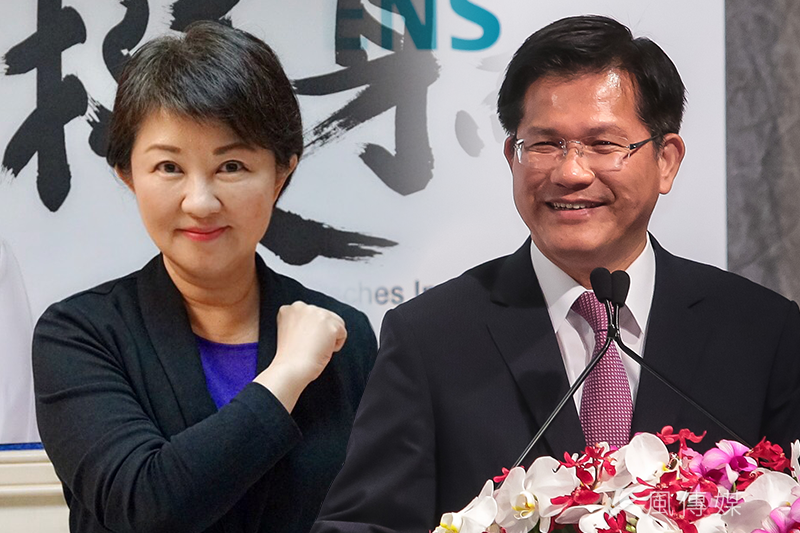 根據國民黨民調,台中市長林佳龍陷入苦戰。(資料照,記者顏麟宇、曾家祥攝/影像合成:風傳媒)