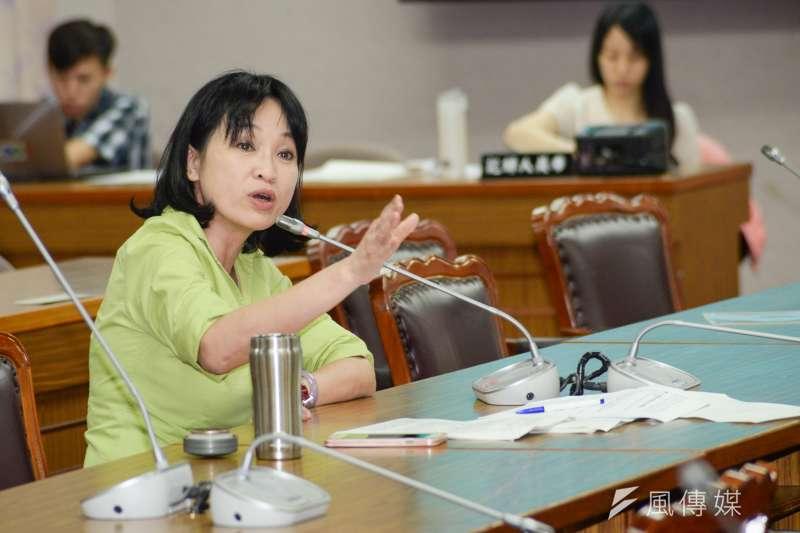 20180702-立法委員柯志恩。(甘岱民攝)