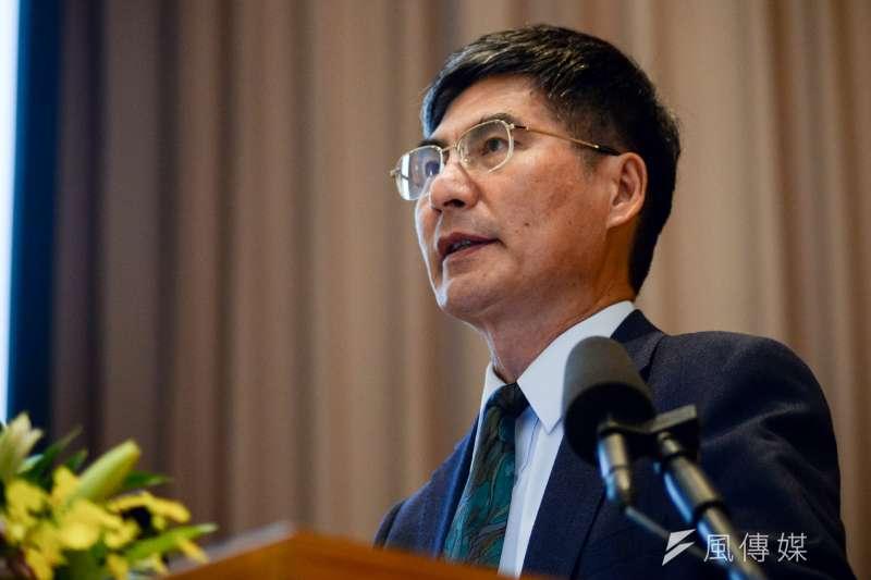 為了扭轉人才外流的趨勢,科技部長陳良基拋出一項提高博士生待遇的芻議,希望以獎學金方式,讓台灣一年級到三年級博士生待遇,提升到3到5萬元水準。(資料照,甘岱民攝)