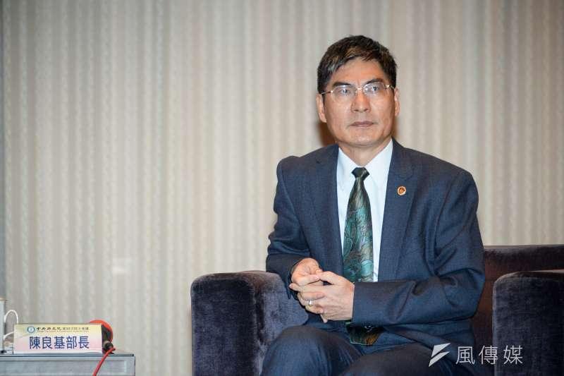 20180703-中研院第33次院士會議,科技部長陳良基。(甘岱民攝)
