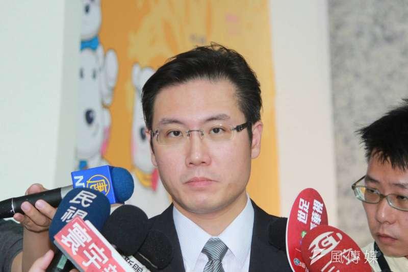 遠雄發言人楊舜欽表示,選舉是柯要選,不是他們要選,選舉不是他們的考量。(方炳超攝)