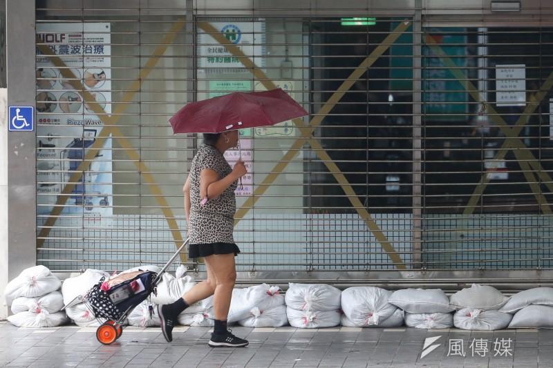科技部年底將把颱洪中心併入災防科技中心,引發外界批評,科技部1日表示,是為了因應氣候變遷下漸趨嚴峻的挑戰。(資料照,陳明仁攝)