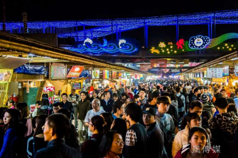 台灣小吃、夜市文化獨步全球,是外國觀光客喜愛到訪的重點。