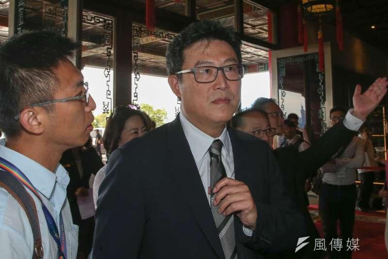20180715-姚文智出席「民主進步黨改革政績一定營」。(陳明仁攝)
