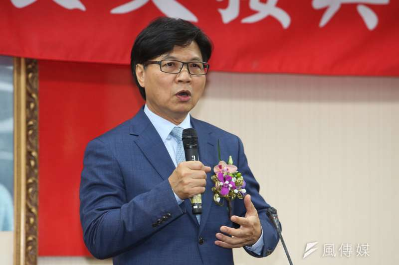 新任教育部長葉俊榮上任就給了台大「三條路」,但看來三條路都不脫「拔管」之舊徑。(陳明仁攝)