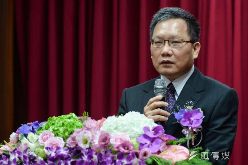 稅改讓綜所稅稅基剩下24%,財政部長蘇建榮趕快叫停下波稅改。(資料照片,甘岱民攝)