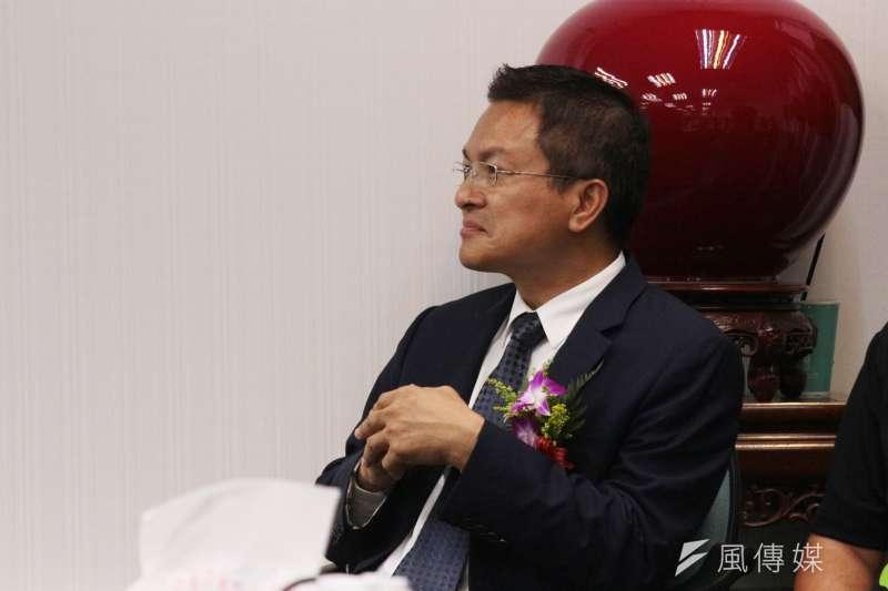 未來事件交易所最新數據顯示,彰化縣長好魏明谷的選情,領先國民黨參選人王惠美。(資料照,陳韡誌攝)