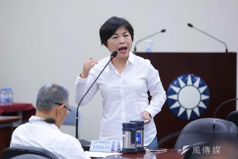 台中市長當選人盧秀燕表示,前立委楊瓊瓔非常具接地氣,有親和力、做事有原則,未來上任副市長後一定能駕輕就熟(資料照,顏麟宇攝)