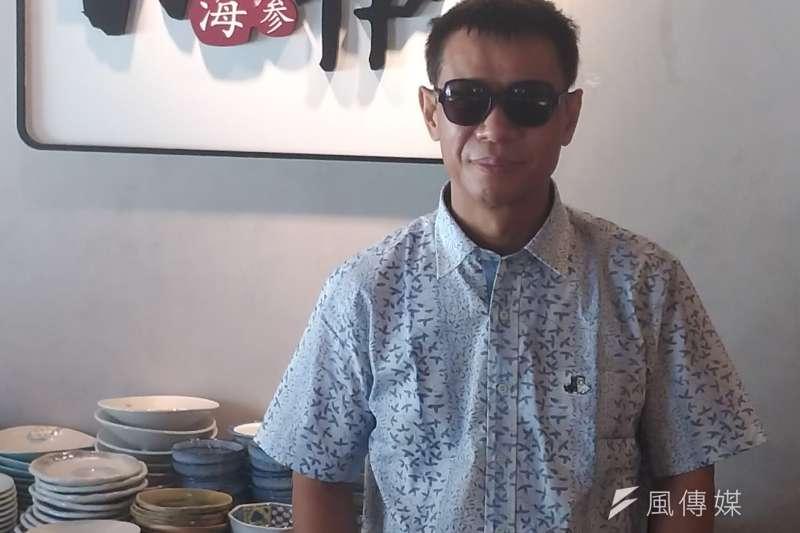 帛琉太平洋航空負責人邱宏照3