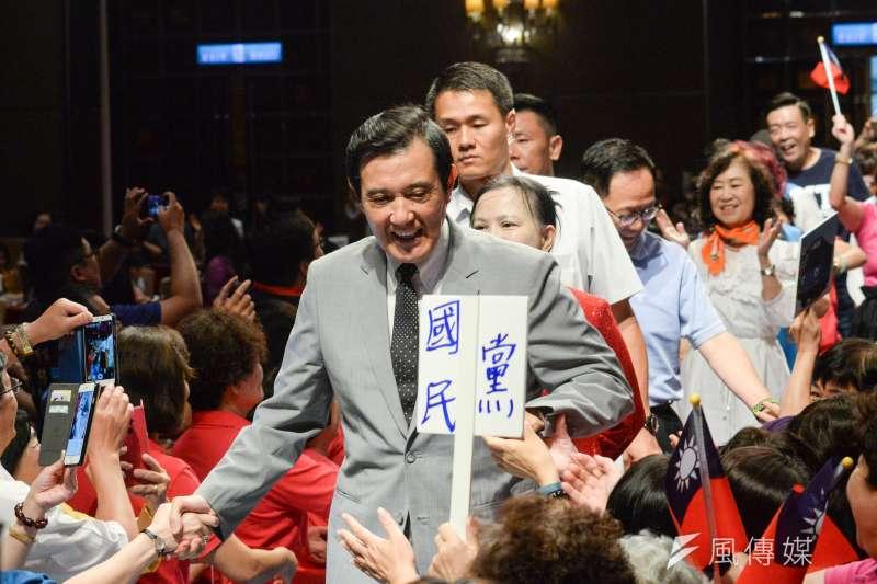 三位前總統李登輝和陳水扁,和馬英九正好可以做為對照組。(甘岱民攝)