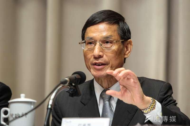 行政院政委林萬億說,台灣現在一年新生兒為19萬人,盼2030年可提高至23萬,這是項很嚴苛的挑戰。(資料照,顏麟宇攝)