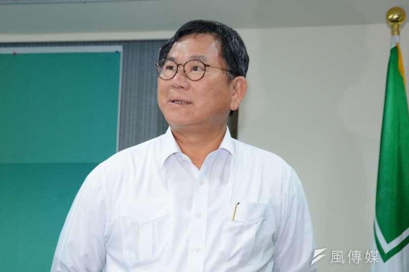 20180727-選委會召集人陳明文。陳明文(龍德成攝)
