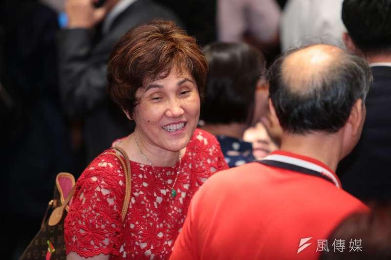 20180727-馬以南27日出席馬英九文教基金會成立大會。(顏麟宇攝)