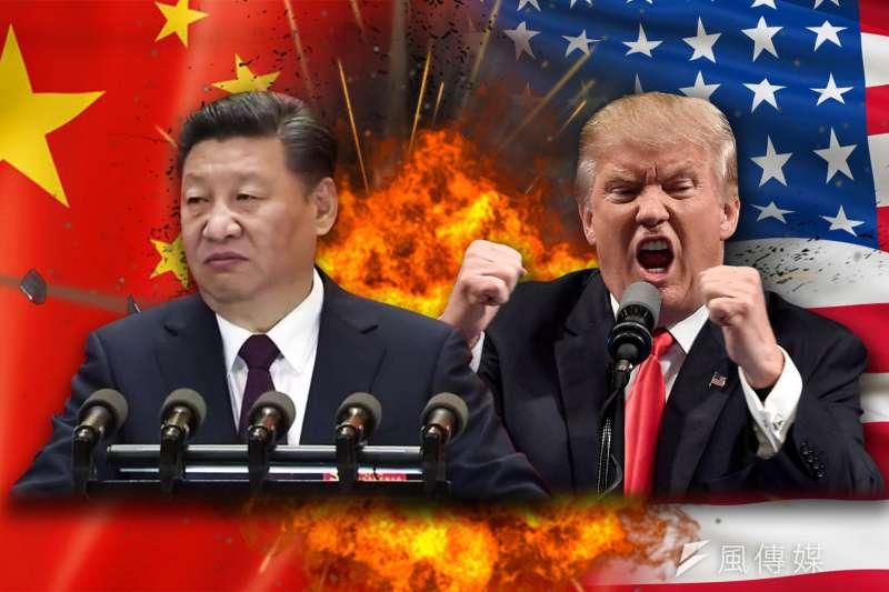 美中貿易戰開打,台灣要找到自處和與兩強的相處之道。