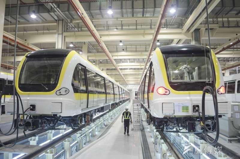台北捷運公司指出,車站內等免費WiFi於今天下午3時中斷網路訊號,已啟動158個無線上網熱點,但車站與列車暫時無法使用。(資料照片,甘岱民攝)