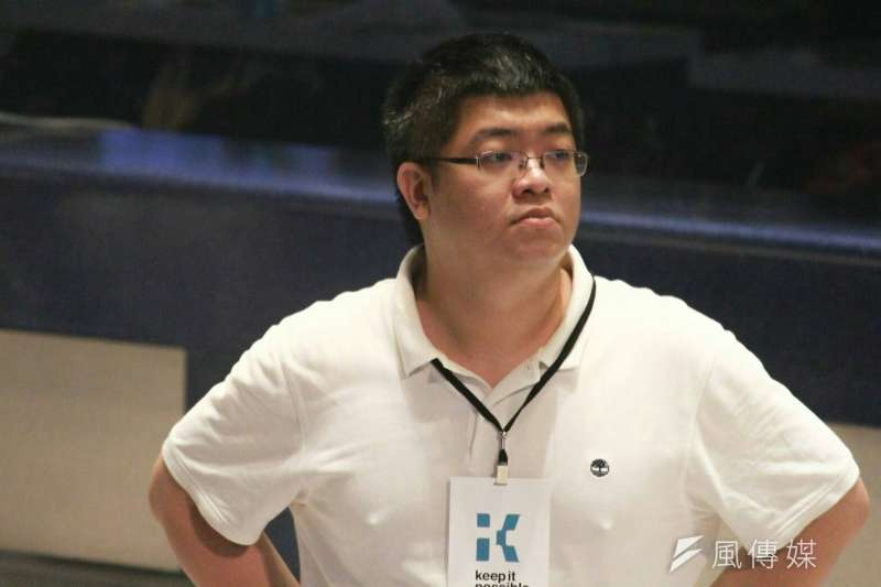 被外界稱為「網軍頭子」的悠遊卡公司管理群副群長邱昱凱(見圖),升任年薪300萬的悠遊卡總經理,引起各界熱議。(資料照,方炳超攝)