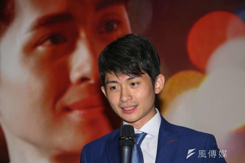 台灣知名脫口秀主持人曾博恩(見圖)日前公開自己過往遭遇的性霸凌經驗,引發廣泛討論。(資料照,陳明仁攝)