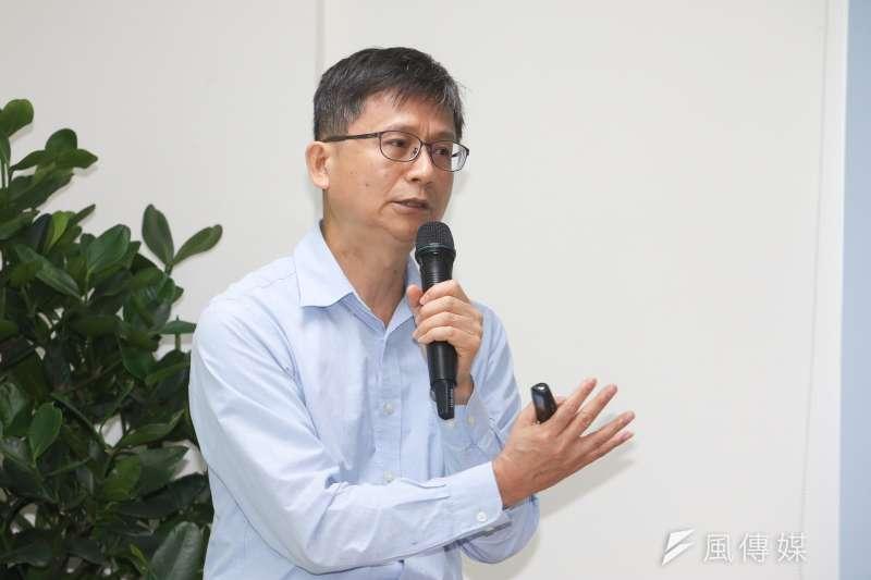 環保署副署長詹順貴辭官,讓青年對政治改革更冷感。(陳明仁攝)