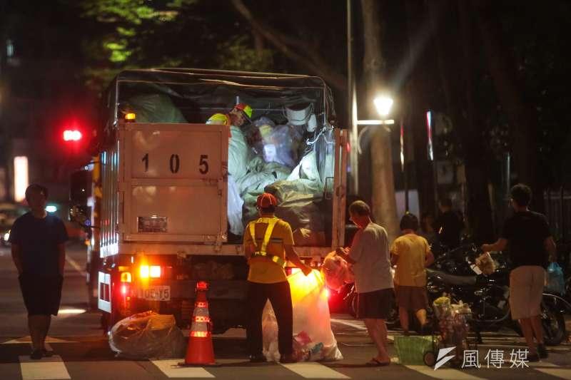 台灣近年垃圾回收成效有目共睹,全美最大博物館機構史密森尼旗下雜誌也專文介紹。(資料照,顏麟宇攝)