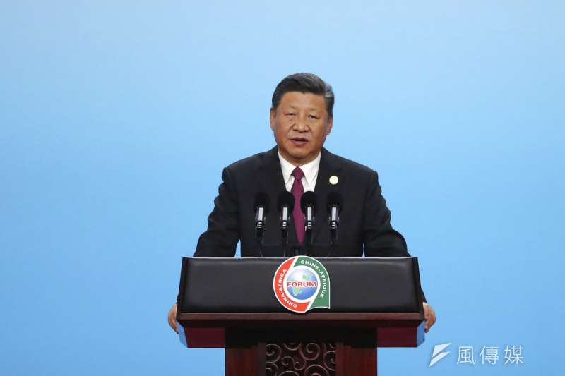 「中國已經是『星星之火,可以燎原』,就連一兩百年前的西方文學、戲劇作品,都有可能成為導火索,引發民眾對習近平政權的滿腔憤怒。」(AP)