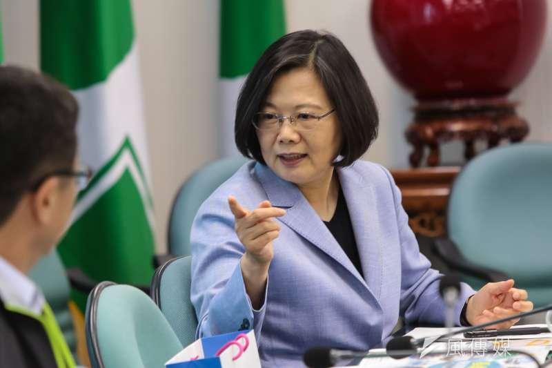 「在民進黨的主政下,台灣的未來注定會越來越黯淡,越無國格與尊嚴,與大陸的關係也必然會越來越惡化,兩岸情勢越來越險峻,不知伊於胡底。」(資料照,顏麟宇攝)