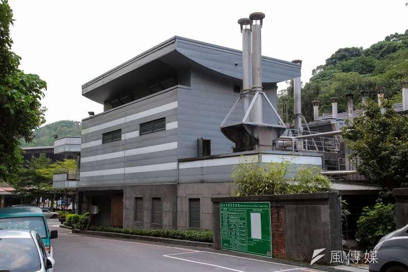 20180905-台北市第二殯儀館,二殯火化場。(顏麟宇攝)
