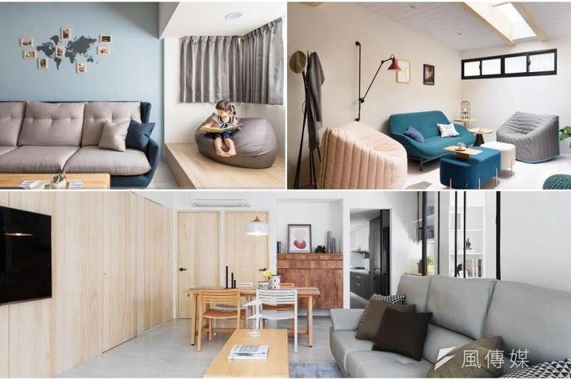 想翻新老公寓卻不知該如何下手?掌握這5個重點,就能讓老屋完美大變身!(圖/設計家Searchome提供)