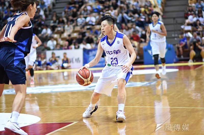 WCBA新球季改制,吸引多位台灣女籃好手西進挑戰,其中不乏WSBL各隊主力球員,讓新賽季的台灣女籃,精彩度亮起紅燈。(資料照/王永志攝)