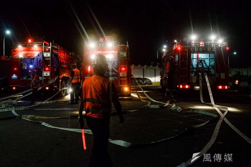 消防員常又被稱為打火弟兄,但在台灣,救火只是消防員眾多勤務中的一環。示意圖。(資料照,甘岱民攝)