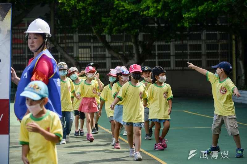 少子化效應持續發威,今年新生掛零或只有一人的小學又較去年增加。(資料照片,甘岱民攝)